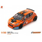 Scaleauto SC-6178C Peugeot 208 T16 Rally Cup Edition, Orange