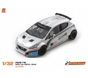 Scaleauto SC-6178D Peugeot 208 T16 Rally Cup Edition, Silver