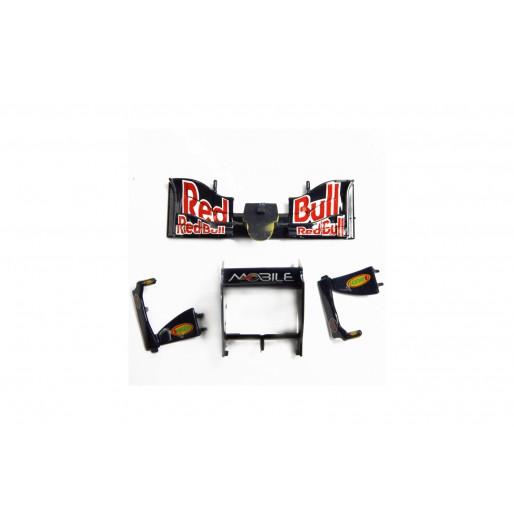 Carrera 89617 Spare Parts for Red Bull RB5 Sebastian Vettel, No.15