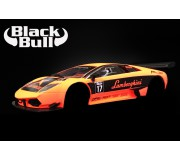 Black Arrow BABC03F Black Bull MATT ORANGE Body Kit