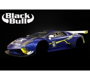 Black Arrow BABC03G Black Bull Kit Carrosserie BLUE
