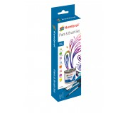 Humbrol AA9063 Enamel Creative Paint and Brush Set