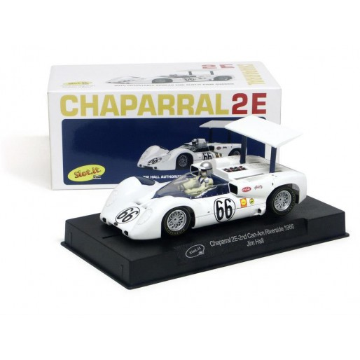 Slot.it CA16b Chaparral 2E n.66 2nd Can-Am Riverside 1966