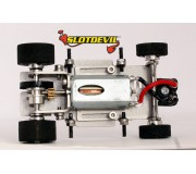 Slotdevil 20127C02 Mikro Chassis complete Kit 1 (Tires GO Sponge)