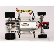 Slotdevil 20127C02 Mikro Chassis Kit complet 1 (Pneus GO Mousse)