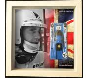 Slotwings FW005-02 Cadre Porsche 917k 6h. Watkins Glen 1970