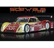 Sideways SW12 Riley MkXX - Michael Shank Racing - Montreal 200 GrandAm 2011