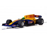 Scalextric C3960 Blue Wings F1 Car