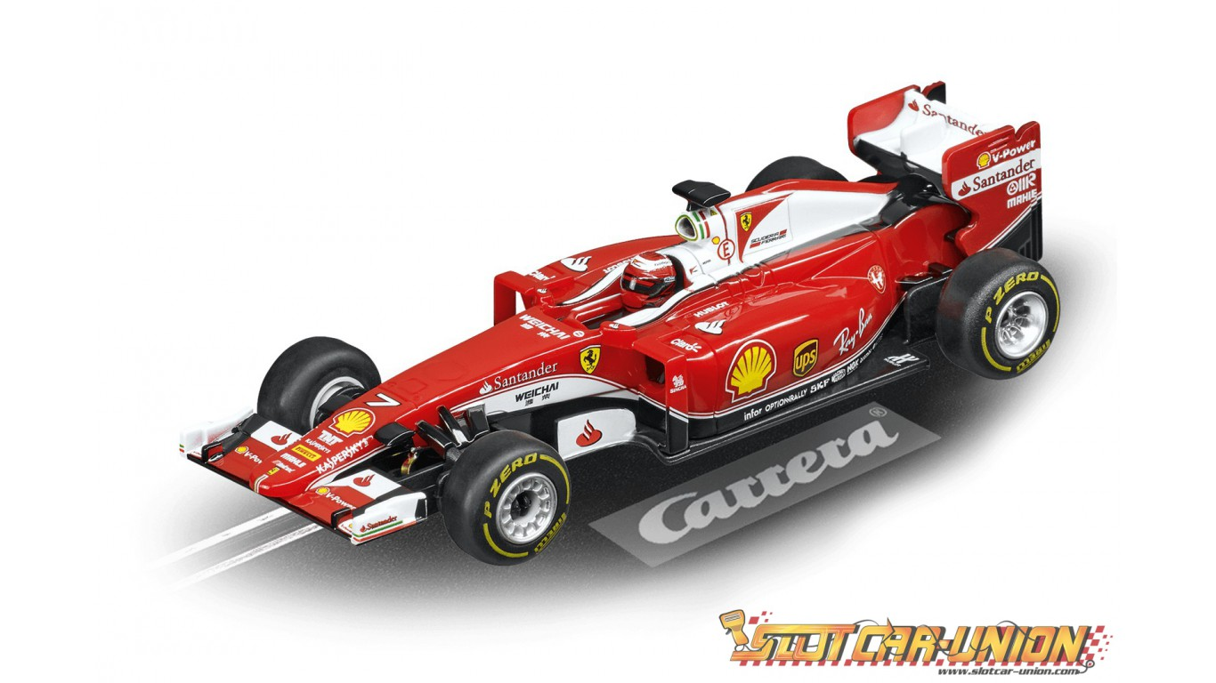 carrera go 62453 ferrari race spirit set slot car union. Black Bedroom Furniture Sets. Home Design Ideas
