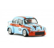 "TTS FIAT ABARTH 1000 TCR Gr.2 n.129 ""Gulf Team"" Edition"