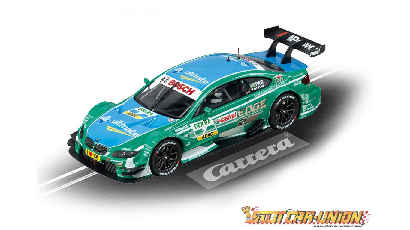 carrera digital 132 30673 bmw m3 dtm a farfus no 7 2013. Black Bedroom Furniture Sets. Home Design Ideas