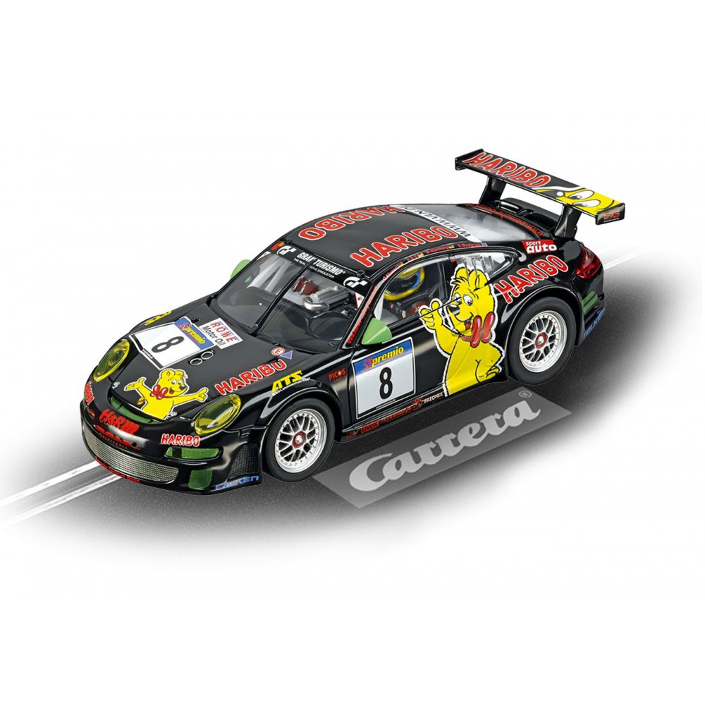 carrera digital 132 30680 porsche gt3 rsr haribo racing. Black Bedroom Furniture Sets. Home Design Ideas