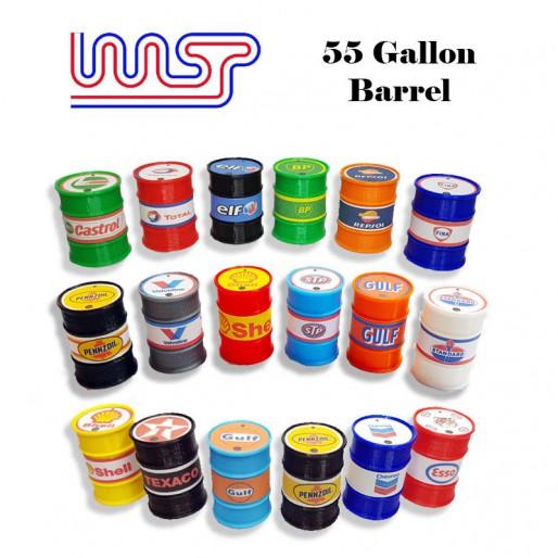 WASP Oil Barrels 55 US Gallons