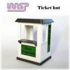 WASP Ticket hut