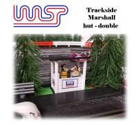 WASP Marshall hut - double