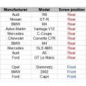 WASP Adaptateurs guide Carrera x2
