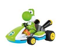 Carrera RC Mario Kart, Yoshi - Race Kart with Sound