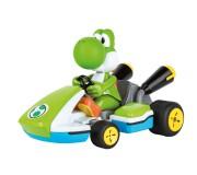 Carrera RC Mario Kart, Yoshi - Race Kart avec Son