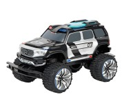 Carrera RC Mercedes Benz Ener-G-Force, Police - with LED Lights and Siren