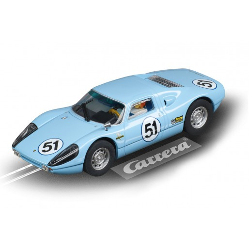 Carrera Evolution 27459 Porsche 904 Carrera GTS, No.51