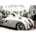"""LE MANS miniatures Bugatti 57G """"Tank"""" n°1"""