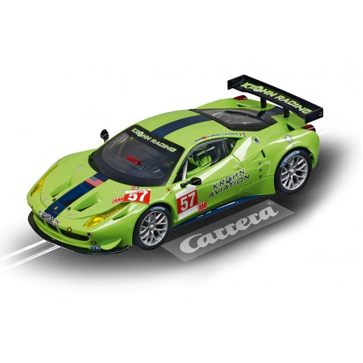 Carrera DIGITAL 132 30678 Ferrari 458 Italia GT2, Krohn Racing No.57
