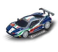 """Carrera DIGITAL 143 41408 Ferrari 488 GT3 """"AF Corse, No. 51"""" (blue)"""