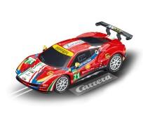 """Carrera DIGITAL 143 41407 Ferrari 488 GTE """"AF Corse, No. 71"""" (red)"""