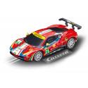 """Carrera GO!!! 64114 Ferrari 488 GT3 """"AF Corse, No. 71"""" (red)"""