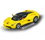 Carrera Evolution 27458 LaFerrari (Jaune)