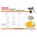 MHS Model SB-2 Series-1 Panneaux Esso x2