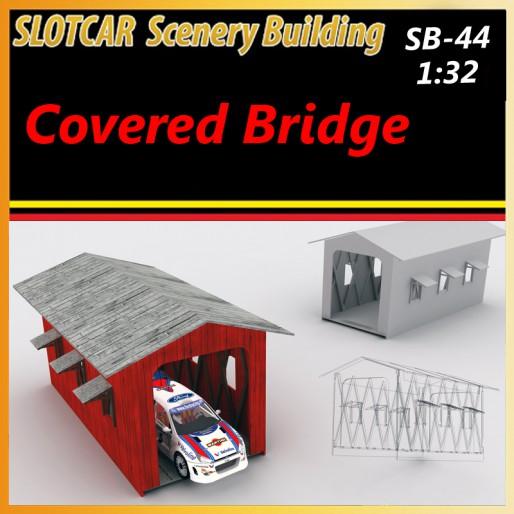 MHS Model SB-44 Covered Bridge