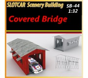 MHS Model SB-44 Covered Bridge
