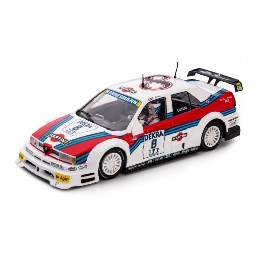 Slot.it CA40a Alfa Romeo 155 V6TI n.8 Avus Ring - DTM/ITC 1995
