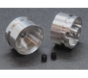 BRM S-505 TransAm front wheels + M3 screws x2