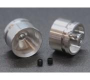 BRM S-506 TransAm rear wheels + M3 screws x2