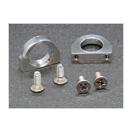 BRM S-510 TransAm front axle holders + screws