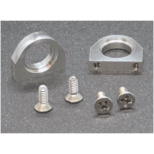 BRM S-511 TransAm rear axle holders + screws