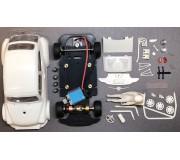 BRM FIAT ABARTH 1000 TCR Kit Blanc Complet - châssis préassemblé