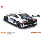 Scaleauto SC-6180B LMS GT3 2016 CUP Edition, White/Blue
