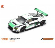 Scaleauto SC-6180C LMS GT3 2016 CUP Edition, White/Green