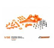 Scaleauto SC-6529A RT4 Motor Mount Anglewinder, Ball bearing 0,75 offset