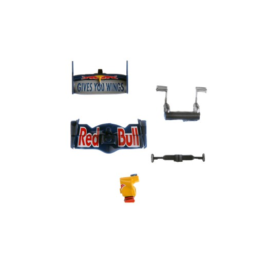 Carrera 90203 Spare Parts for Red Bull RB1 2005 Livery 2007