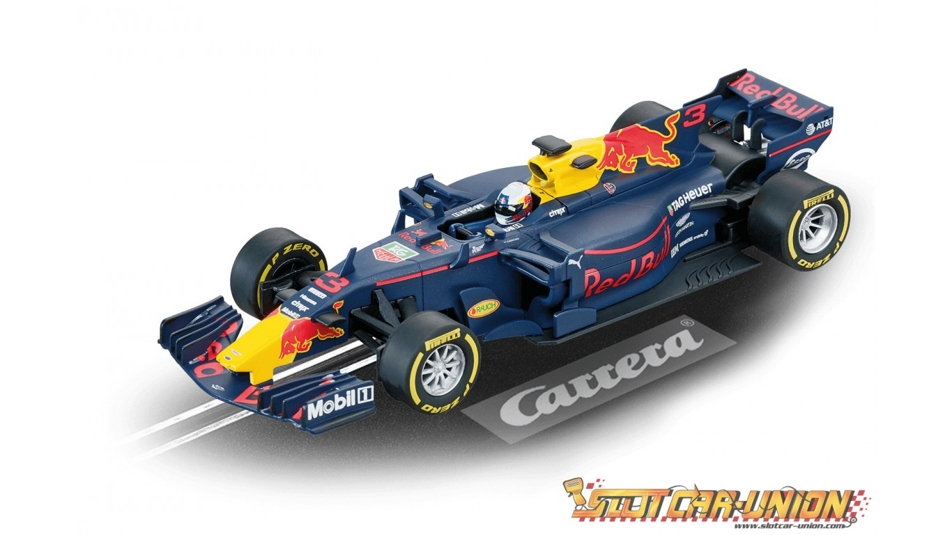 Red Bull Rb13 Tag Heuer: Carrera DIGITAL 132 30819 Red Bull Racing TAG Heuer RB13