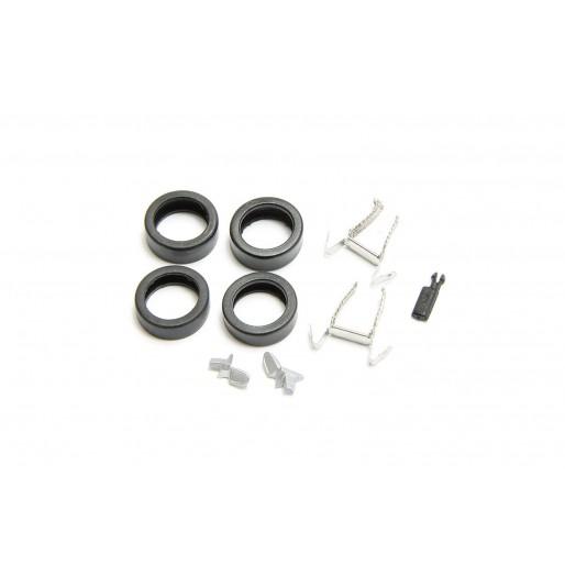 Carrera GO!!! 88249 Spare Parts for AMG Mercedes SL63