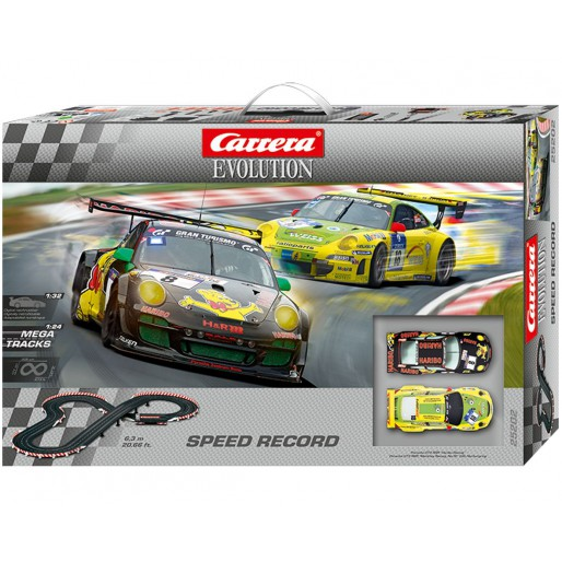 Carrera Evolution 25202 Coffret Speed Record