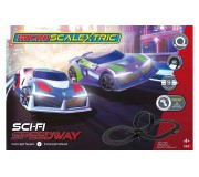Micro Scalextric G1133 Sci-Fi Speedway Set