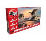 Airfix Supermarine Walrus Mk.1 'Silver Wings' 1:48