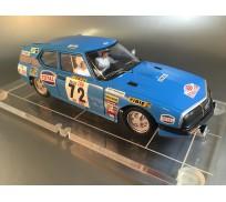 Proto Slot-Kit CB108 Citroën SM Courte n.72 Rallye TAP 1972