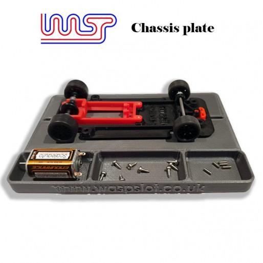 WASP Plaque configuration châssis